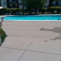 Photo taken at Country Glenn Pool by Marcus W on 7/7/2012