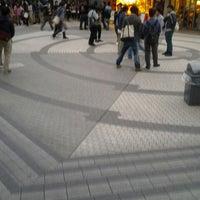 4/21/2012にHiroがカリヨン広場で撮った写真