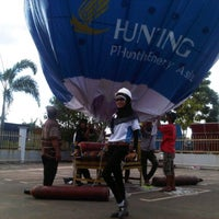 Photo taken at PT Hunting Energy Asia by ReRe A. on 8/8/2012