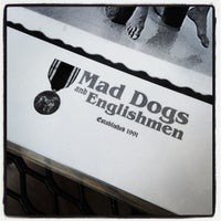 Photo taken at Mad Dogs And Englishmen by Jason S. on 7/25/2012
