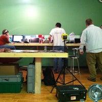 Photo taken at Jordan Green Productions by Robert M. on 2/22/2012