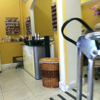 Photo taken at Mystic Nail And Spa by Trinitrin13 on 7/13/2012