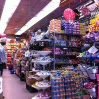 Photo taken at Economy Candy by Shary T. on 6/26/2012