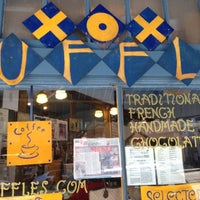 Photo taken at XOX Truffles by Mikey S. on 5/19/2012