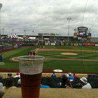 Photo taken at Werner Park by Scott B. on 6/20/2012