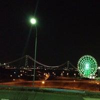 Photo taken at 淡路ハイウェイオアシス by cyori on 3/27/2012
