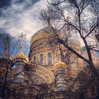 Foto tomada en Успенское подворье монастыря Оптина пустынь por Маша В. el 5/4/2012