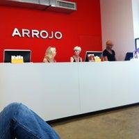 Photo taken at Arrojo Studio by Parnelli G. on 6/26/2012