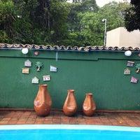 Photo taken at Pousada Pé na Estrada by Anne R. on 5/16/2012