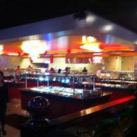 Photo taken at Hibachi Grill Supreme Buffet by Nick P. on 3/22/2012