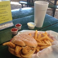 Photo taken at Boat House Grill by Jimmy T. on 4/23/2012