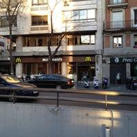 Photo taken at McDonald's by Rafael Enrique V. on 3/8/2012