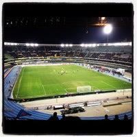 Foto scattata a Stadio Marc'Antonio Bentegodi da Aurora P. il 3/9/2012