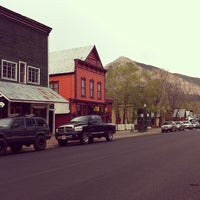 Photo taken at Crested Butte, CO by Alex on 5/16/2012