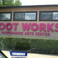 Photo taken at Footworks PAC by Scott R. on 7/8/2012