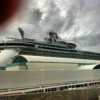Photo taken at Royal Caribbean - Freedom Of The Seas by Jason K. on 8/26/2012