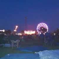 Photo taken at Frontier Days by Ryan G. on 7/7/2012