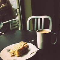 Photo taken at Planet Coffee by Connie C. on 4/15/2012