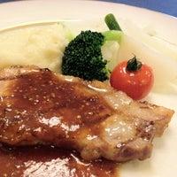 Photo taken at Restaurant Latin by Takanori M. on 3/8/2012