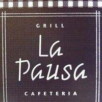 Photo taken at A.S. La Pausa by David R. on 4/8/2012