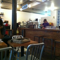 Photo taken at Ninth Street Espresso by Lior G. on 7/24/2012