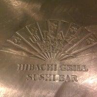 Photo taken at Ukai Japanese Steak House by Chris D. on 8/19/2012