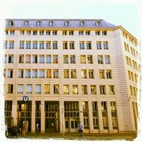 Photo taken at Bundesministerium für Inneres by Maria R. on 8/1/2012