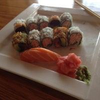 Photo taken at Azuma Sushi by Megan L. on 3/23/2012