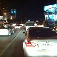 Photo taken at San Dek Intersection by Sam S. on 6/19/2012