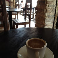 Photo taken at La Covacha Barra de Café by Inti A. on 7/9/2012