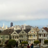 Photo prise au Alamo Square par Jeff G. le8/25/2012