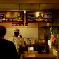 Photo taken at Jake's Wayback Burgers by David S. on 3/13/2012