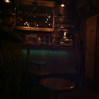 Photo taken at Mini Bar NYC by Campbell K. on 5/2/2012