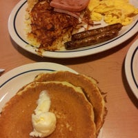 Photo taken at IHOP by Leia F. on 4/28/2012