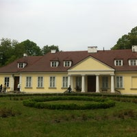 Photo taken at Dwor w Branicach by Michał F. on 6/3/2012