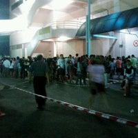 Photo taken at AEON Taman Maluri Shopping Centre by Onie S. on 8/8/2012