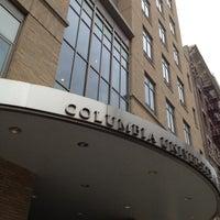 Photo taken at Columbia University School of Social Work by Manuel B. on 5/14/2012