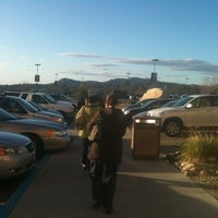 Photo taken at The Last Parking Lot You Ever Want To Be In by Amanda B. on 2/16/2012
