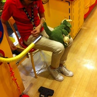 Photo taken at Build-A-Bear Workshop by punchpchy on 6/21/2012