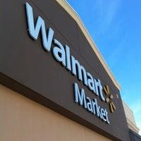 Photo taken at Walmart Neighborhood Market by Frank M. on 7/26/2012