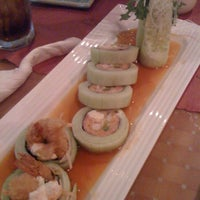 Photo taken at Crazy Sushi by Jana C. on 6/2/2012