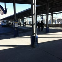 Photo taken at AMT Terminus Montmorency by Dominick T. on 2/9/2012