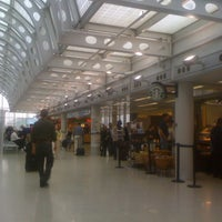 Photo taken at Terminal 2 by George O. on 5/7/2012
