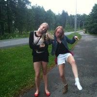 Photo taken at Kirkonranta by Annina K. on 7/7/2012