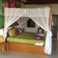 Photo taken at Coconut Beach Resort Koh Chang by ✨p✨u✨p✨e✨ X. on 6/22/2012
