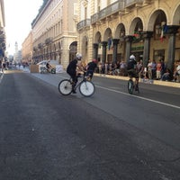 Photo taken at Via Roma by Merve P. on 7/15/2012