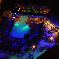 Photo taken at Anaheim Marriott by Eriq C. on 7/10/2012