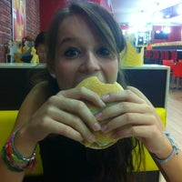Photo taken at Burger King by Alberto on 9/9/2012