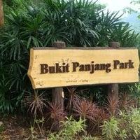 Photo taken at Bukit Panjang Park by Kid on 8/21/2012