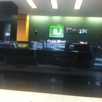 Photo taken at TD Bank by blake d. on 5/5/2012